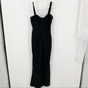 Urban Outfitters Black Jumpsuit 0